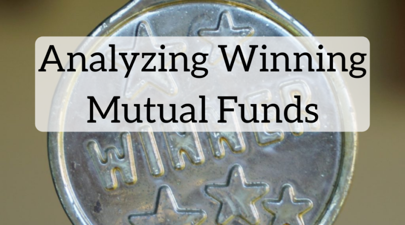 Analyzing Winning Mutual Funds | White Coat Investor