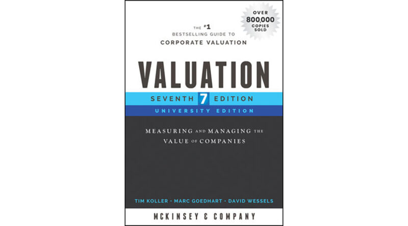 Book Review: Valuation