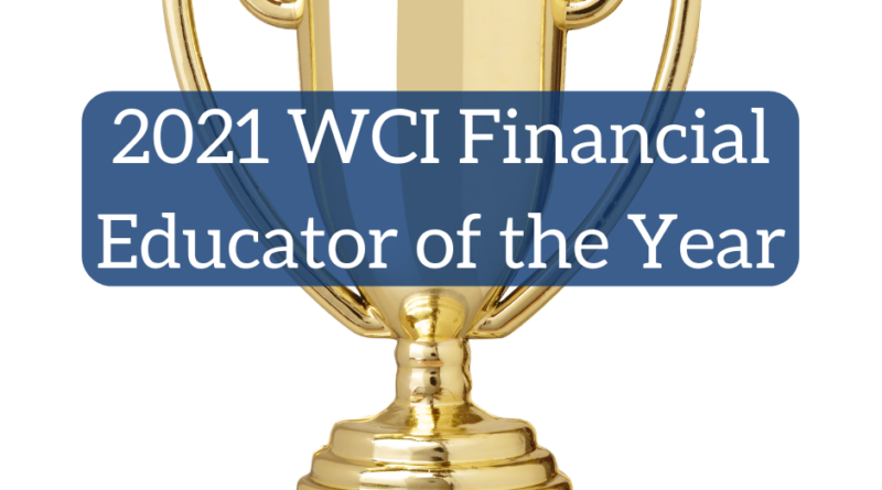2021 WCI Financial Educator of the Year | White Coat Investor