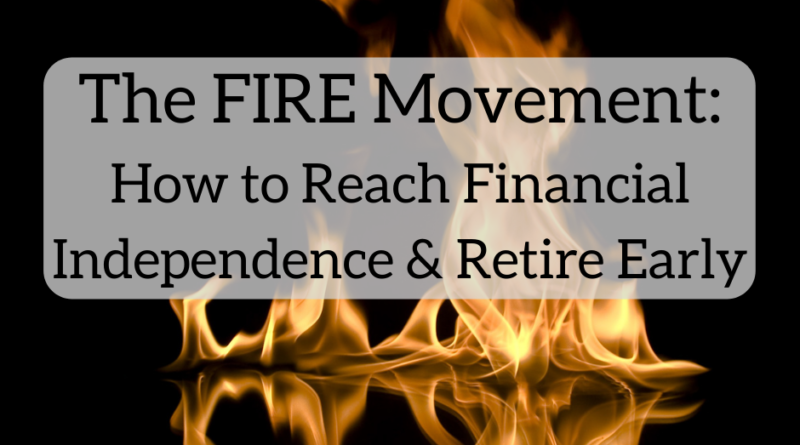 FIRE Movement & Financial Independence | White Coat Investor