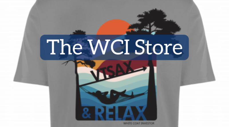 The WCI Store | White Coat Investor