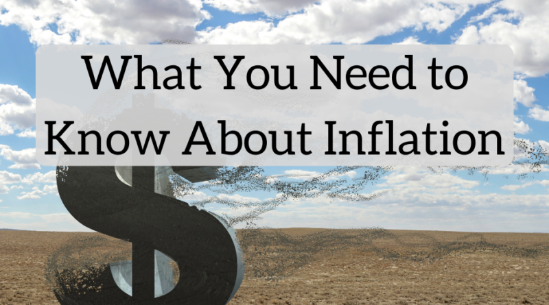Inflation 101: What You Need to Know | White Coat Investor
