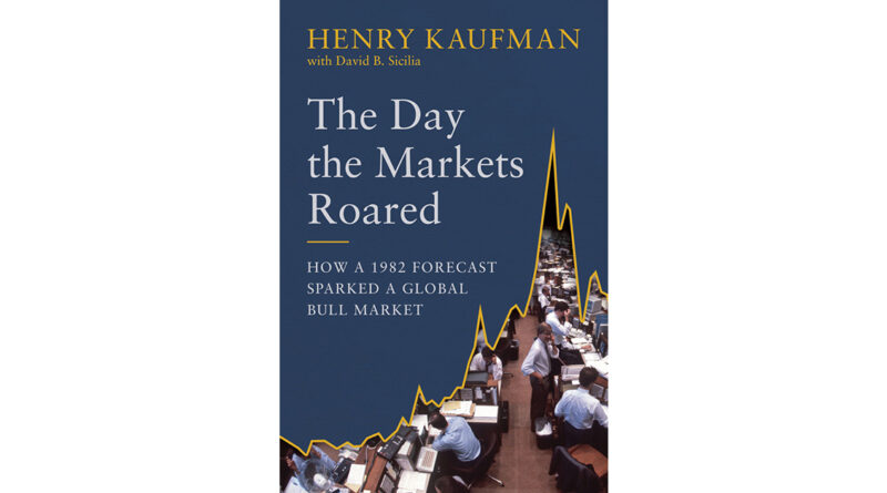 Book Review: The Day the Markets Roared